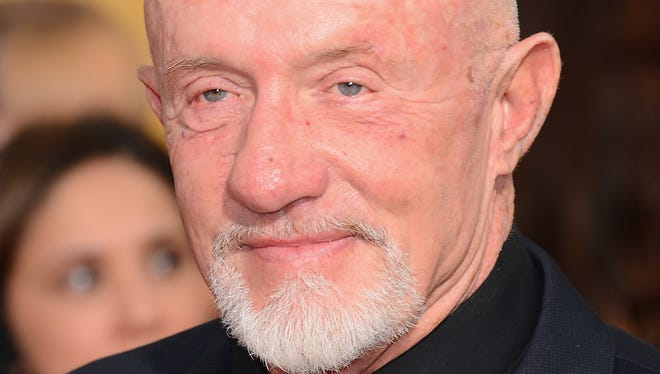 Jonathan Banks of 'Breaking Bad' will re-create his role of Mike in the spin-off 'Better Call Saul.'