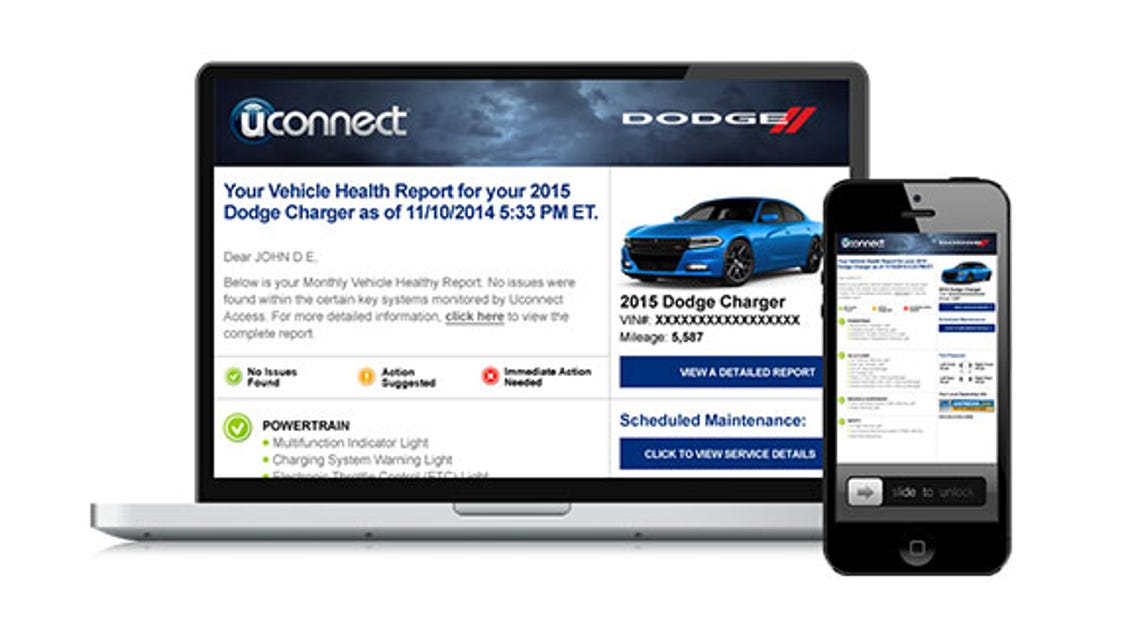 Uconnect Access App >> FCA US adding new features to Uconnect system