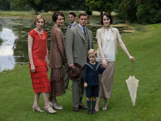 In the finale of 'Downton Abbey, fans will say farewell