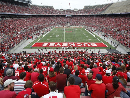 NCAA Football: Ohio State Spring Game