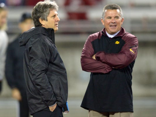 NCAA Football: Arizona State at Washington State