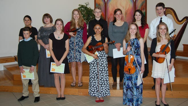 2014 Young Artists.