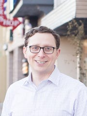 Chris Kolb is running for the District 2 JCPS board