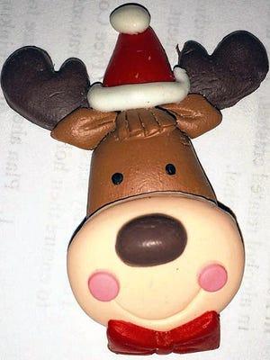 Lost Little Reindeer.