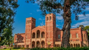 University of California, Los Angeles.