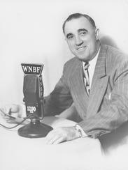 Ralph Carroll, WNBF radio personalist.