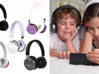 Black Friday sale alert: You can save on the best kids' headphones right now