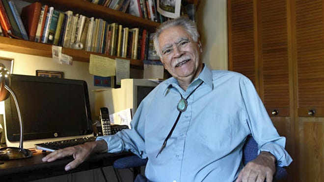 "Author Rudolfo Anaya, who helped launch the 1970s Chicano literature movement with his novel ""Bless Me, Ultima,"" died June 28 after a long illness. He was 82."