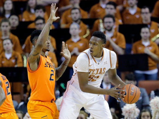 Could Texas' Myles Turner be the Pacers' big man of the future?