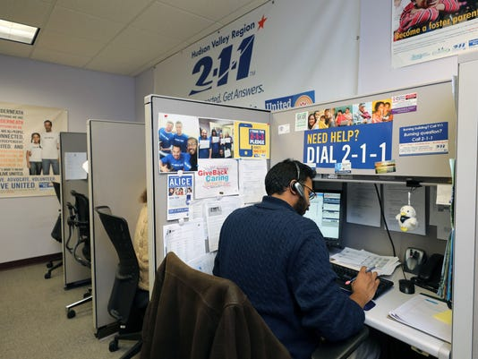 United Way Flu Call Center