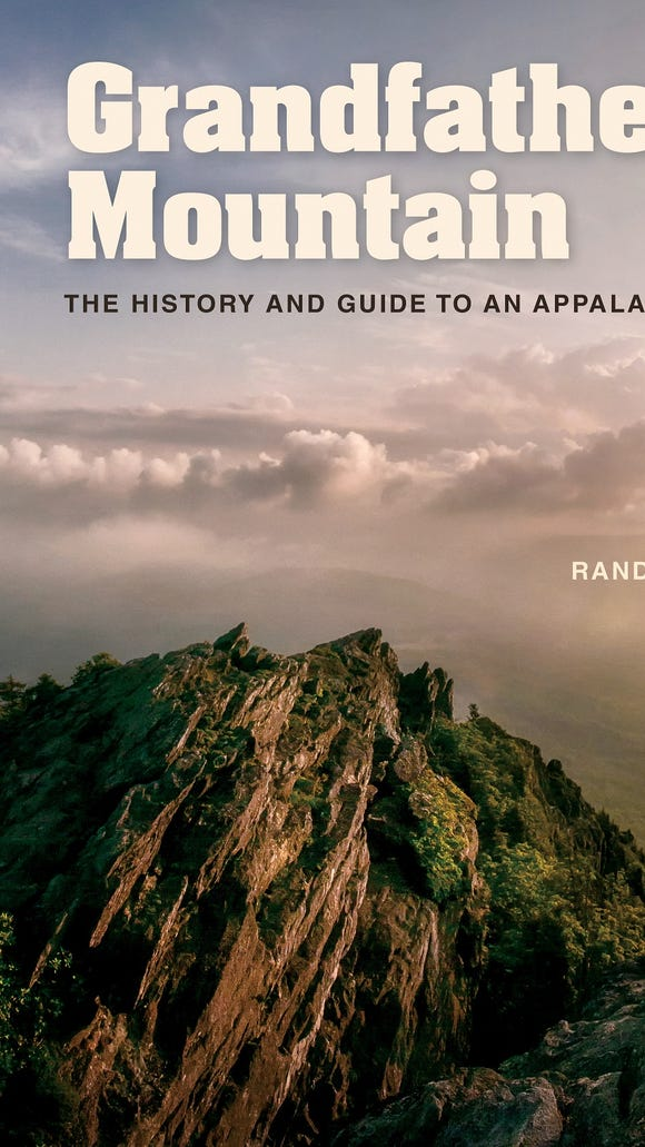 Randy Johnson has just released 'Grandfather Mountain: The History and Guide to an Appalachian Icon.'