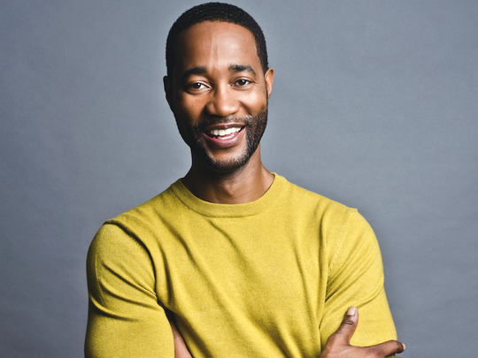 """Yohance Myles, a JSU theater professor and professional actor, plays a father in Fox's """"Shots Fired."""""""
