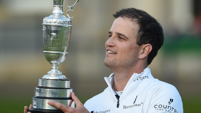Zach Johnson's British Open triumph polishes Iowa's impressive 2015 resume.