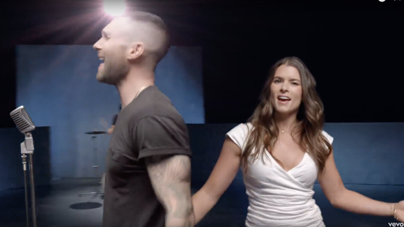 Aly Raisman, Danica Patrick, Alex Morgan among athlete cameos in new Maroon 5 video