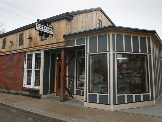 Silver Lake Brewing Project in Perry Friday, March