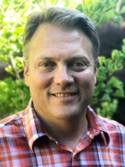 Daron Jagodzinske is a candidate for North Kitsap School