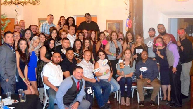 The Deming High School Wildcat class of 2006 held its 10-year reunion over this past weekend at the Rio Mimbres Country Club, 2400 E. Pine St. Wildcat alumni numbered 75 classmates who enjoyed a weekend meet-n-greet and dinner and dance in their return to Deming. A trip down memory lane was highlighted by recognizing the 2006 DHS Concert Band and its state championship. It was the first of nine state titles. This year's band marked the ninth state championship. The committee for the class reunion would like to thank the Country Club, all the sponsors and the community for its support in making our reunion a success and a memorable event. The DHS Wildcat Class of 2006 is looking forward to its 20th in 2026.