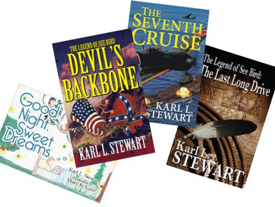 Books by Karl Stewart