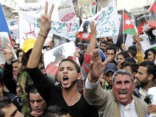 JORDAN-SYRIA-IRAQ-CONFLICT-IS-ROYALS-DEMO