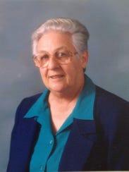 Sister Naoma Duhe is a native of Norco, Louisiana.