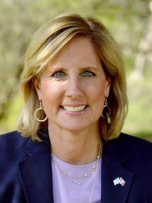 Former congresswoman Claudia Tenney
