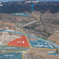 Station Casinos denies marketing Mount Rose Hwy. property for sale