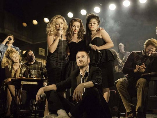 """The backup singers of """"The Commitments"""" put on such"""