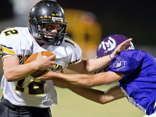 Mason had won five straight games against rival Goldthwaite