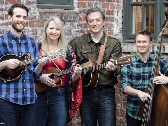 Americana quartet True North will play a concert in