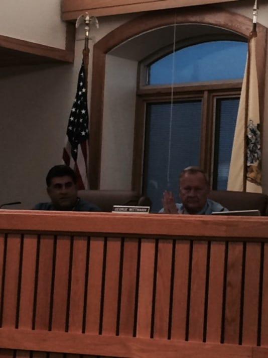 Councilman John Sevastakis