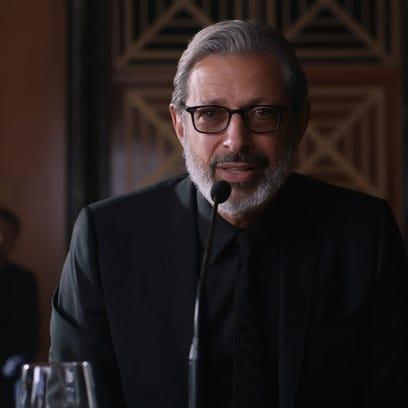 """Jeff Goldblum stars in """"Jurassic World: Fallen Kingdom."""""""