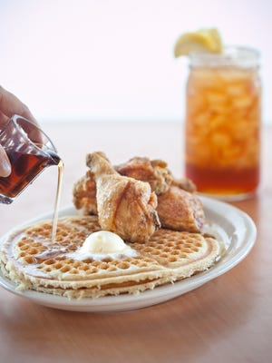 Lo-Lo's Chicken and Waffles is the perfect place to celebrate National Fried Chicken Day.