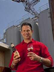 Sam Calagione, who founded Dogfish Head Craft Brewery