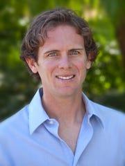 Bryan Swig, a professor at California Lutheran University