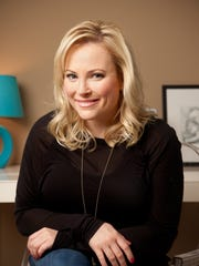Meghan McCain, a political commentator and host of