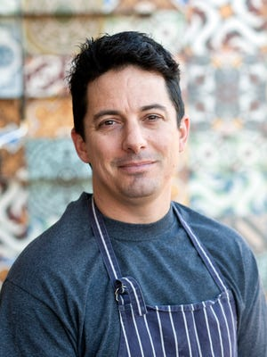 Chef Chris Curtiss transfers from Bourbon Steak in Scottsdale to San Francisco.