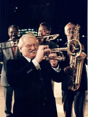 Johnny Trudell and his orchestra will perform at the Michigan Jazz Festival.