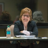 Jeannie Goodrich, who has headed Summit Pointe on an interim basis since January, was picked by the agency's board Tuesday night as the next CEO. She will replace Erv Brinker, who was fired earlier this year and is now facing felony charges of Medicaid fraud and embezzlement.