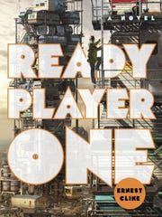 "Ernest Cline's ""Ready Player One"" novel explores a"
