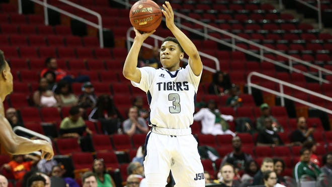 Yettra Specks and the Jackson State Tigers are looking for their third-straight win to open SWAC play with Saturday's 5:30 p.m. tip against Alcorn State
