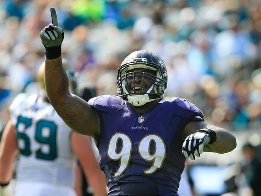 DT Timmy Jernigan: Traded to Eagles (previous team: