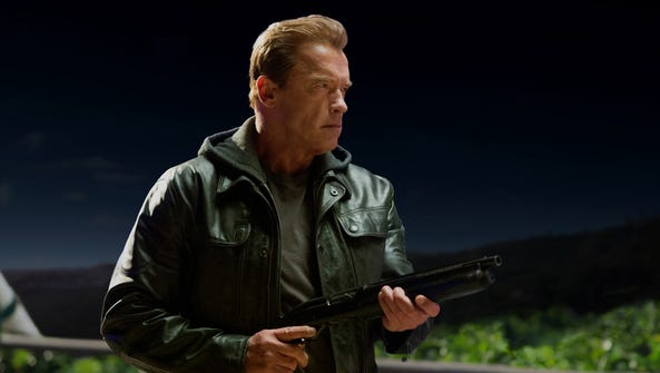 This photo provided by Paramount Pictures shows, Arnold