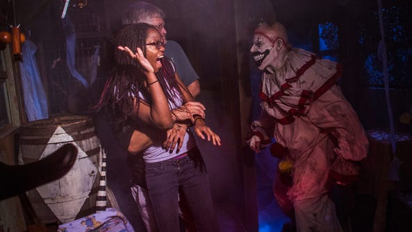 The nation's best Halloween event, Universal Orlando's