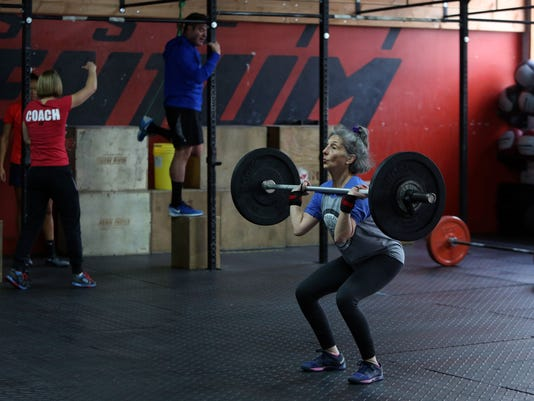 BABY BOOMER CROSSFIT