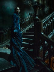Jessica Chastain as the terrifying Lady Lucille in