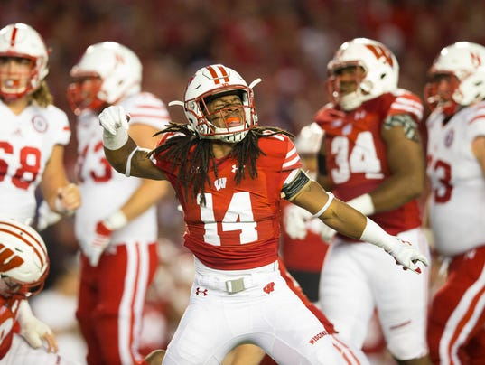 NCAA Football: Nebraska at Wisconsin