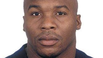 Running back Rodney Thomas with the Titans in 2000.