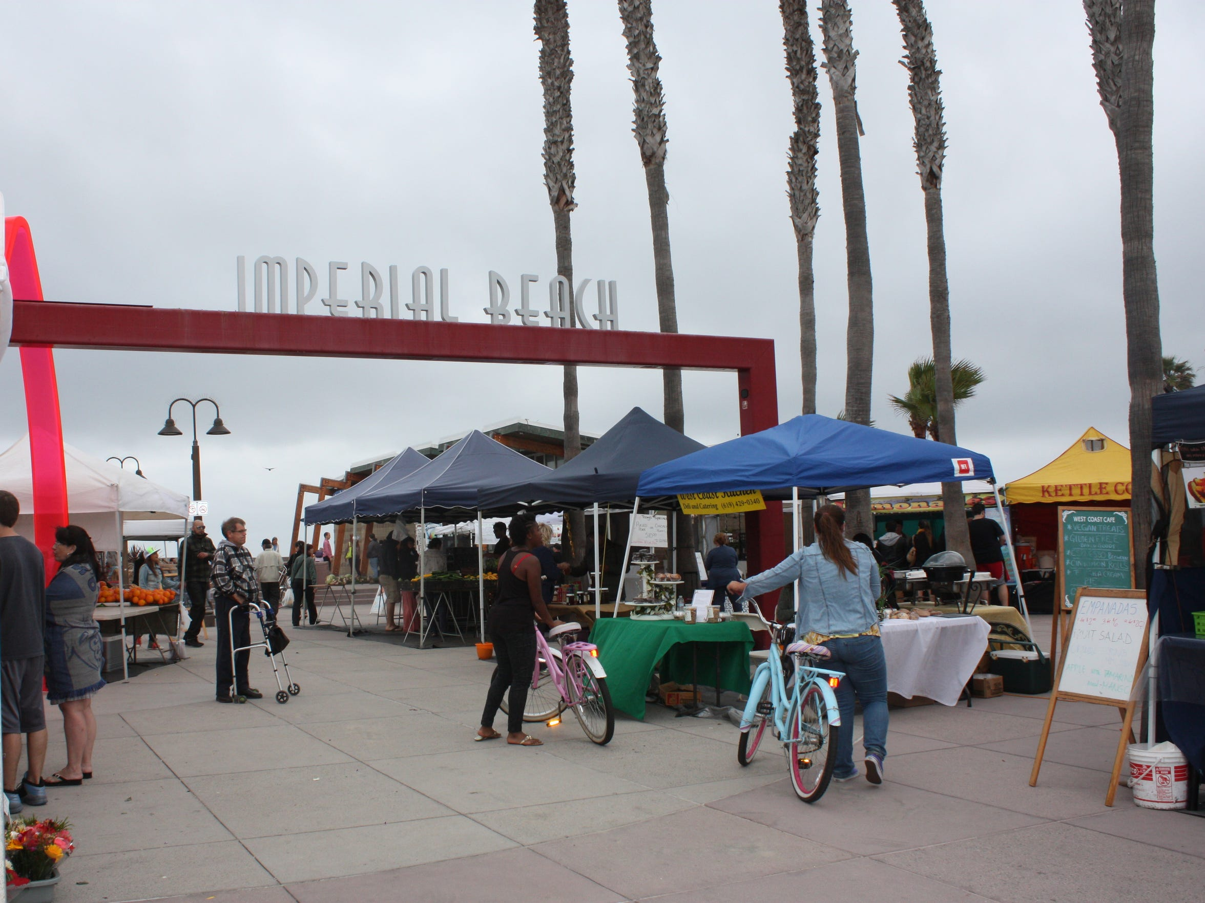 The Imperial Beach Certified Farmers Market