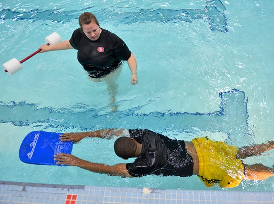 Many Swimmers Come Up Short In Water Safety Skills