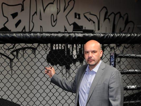 MMA: UFC-Portraits